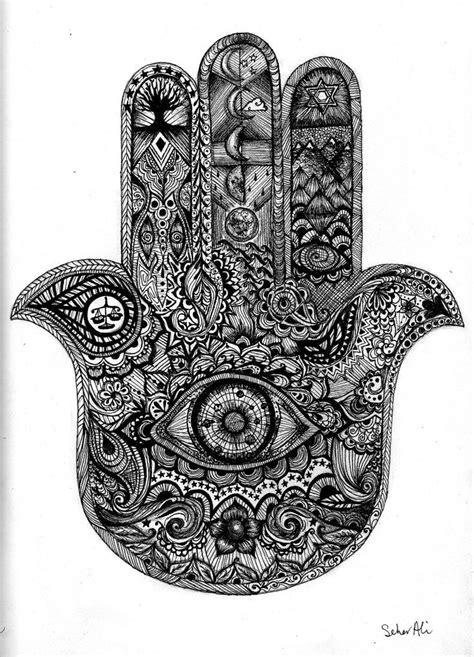 144 best Hamsa hand images on Pinterest | Fatima hand, Tattoo ideas and Hamsa tattoo