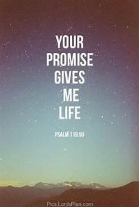 Gods promises g... Jesus Promise Quotes