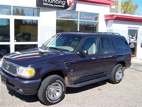 car owners manuals for sale 1999 mercury mountaineer lane departure warning 1999 mercury mountaineer details somerset wi 54025