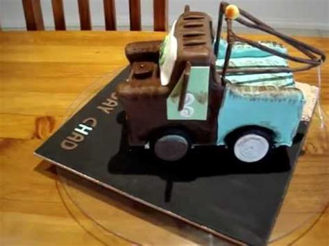 tow mater cake youtube