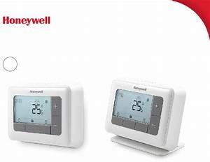 Honeywell T4r Thermostat Operation  U0026 User U2019s Manual Pdf