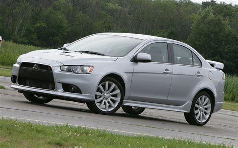 2011 Mitsubishi Lancer Ralliart by 2011 Mitsubishi Lancer Reviews And Rating Motor Trend