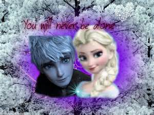 Jack Frost and Elsa Having a Baby
