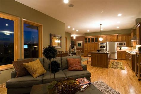 contemporary craftsman prairie style southwest house plan
