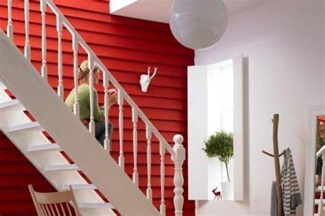 treppenhaus gestalten schöner wohnen treppenhaus gestalten farbe