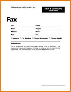 Word Fax Cover Letter 8 Fax Cover Sheet Template Microsoft Word Land Scaping Flyers