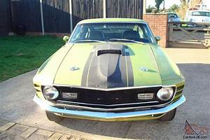 1970 MUSTANG MACH 1 FASTBACK...BARGAIN AT THIS PRICE