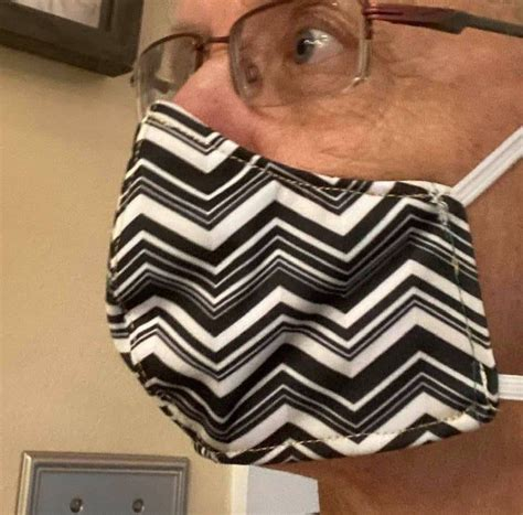 cdc approved cloth face mask   filter easy face