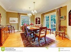 Salle a manger rustique et moderne for Meuble de salle a manger avec table salle a manger moderne design