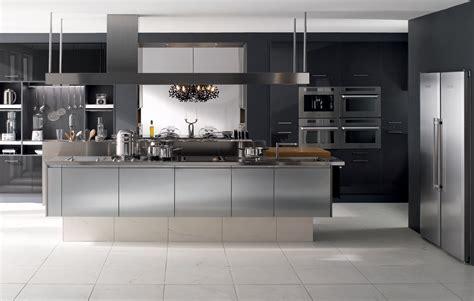 cuisine inox la cuisine moderne fonctionnelle et décorative deco 21