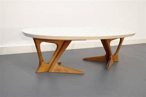 Harvey Probber Style Terrazzo Coffee Table For Sale At 1stdibs