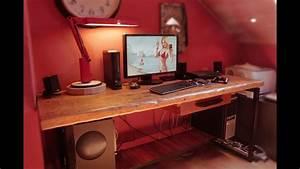 Schreibtisch Selbst Bauen : schreibtisch selbst bauen alte werkbank als ~ A.2002-acura-tl-radio.info Haus und Dekorationen