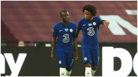 Willian and Kante sets to FA Cup Final 2020 with Arsenal ...