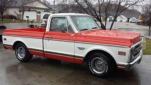 1970 Chevy Cst 10 396 Short Box Chevrolet 70 67
