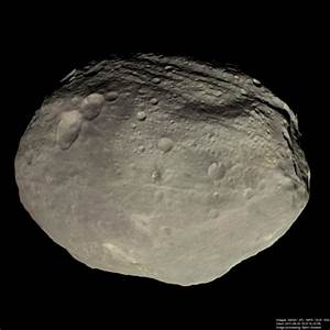 Flowing water on Vesta? | Science Wire | EarthSky