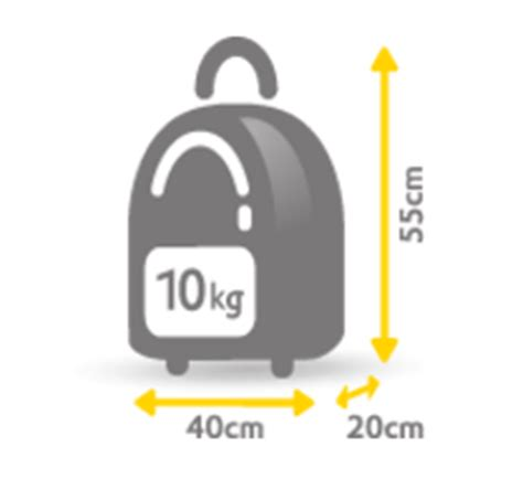 vueling cabin baggage vueling baggage policy all you need to opodo