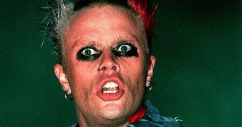 keith flint final picture shows   park run days