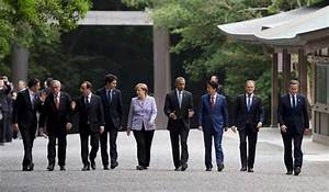 Two-day G7 summit starts in Japan