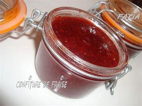 confiture de fraises maison paperblog