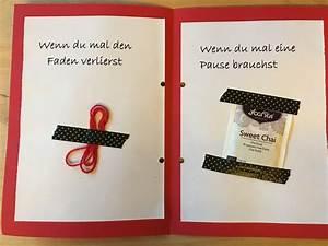 Diy Geschenkideen Mutter : birgit schreibt geschenkidee wenn buch ~ Markanthonyermac.com Haus und Dekorationen