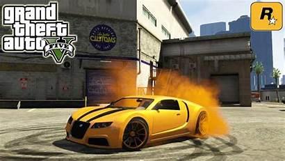 Gta Adder Bugatti Super Ps4 Veyron Gold
