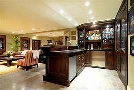 Basement Bar Designs Themes Small Basements Envy Furniture Layout Big Or Small Space You 39 Ve Gotta Nail This Daly06 Tv Unit Designs For Small Living Room Basement Photos Small Tv