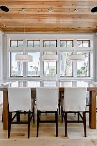 ponte vedra residence beach style dining room With interior decorators ponte vedra beach