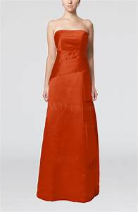 rust elegant sheath sleeveless backless satin ruching With backless wedding guest dresses