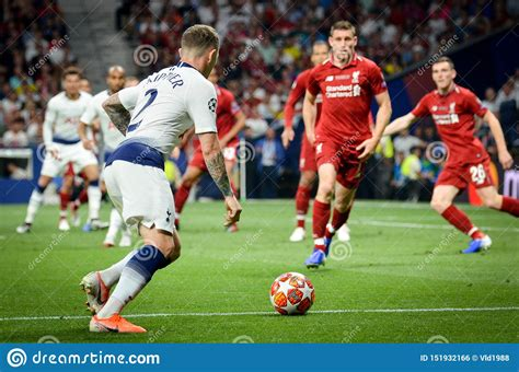 Liverpool V Tottenham Champions League Final - Madrid ...