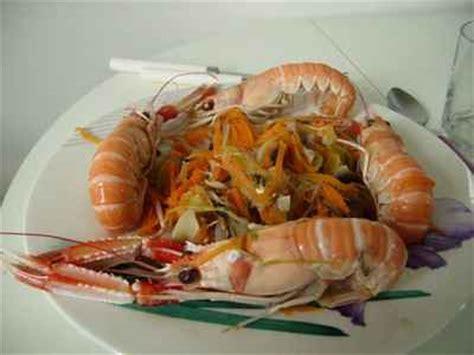 cuisiner langoustine recette cuire les langoustines 750g