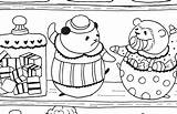 Bears Million Whsmith Pattern Colour Coloring Pages Patterns Wall sketch template