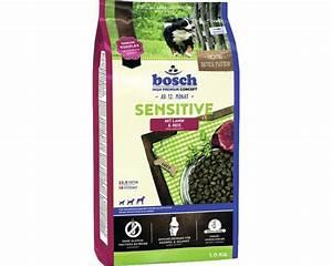 Bosch Sensitive Lamm Reis : hundefutter trocken bosch sensitive lamm reis 1 kg bei hornbach kaufen ~ Yasmunasinghe.com Haus und Dekorationen