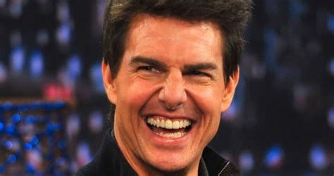 Here's What We Know About Tom Cruise And His Strange Teeth