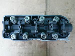 Mitsubishi Cylinder Head 2 Liter 1984