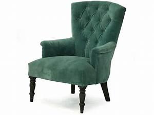 Tissu Velours Bleu Canard : fauteuil en velours salma bleu nuit vert canard jaune moutarde ~ Teatrodelosmanantiales.com Idées de Décoration