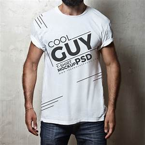 Mockup tshirt free psd