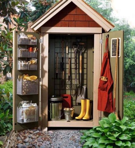 Diy Backyard Sheds by 31 Diy Storage Sheds And Plans To Make This Weekend