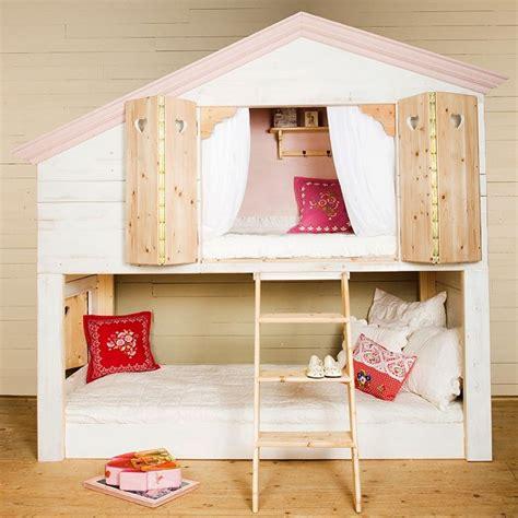Hochbett Für 2 Kleinkinder by Ikea Kura Bett Umgestalten Hochbett Betthaus Fensterladen