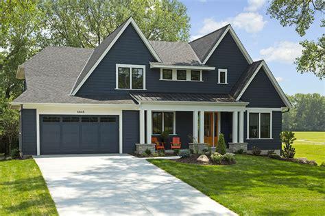 Home Exterior : Recently Sold Edina Custom Homes