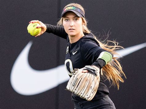 Those are the situations softball has thrust upon her, dating back to before she ever. Haley Cruse among Oregon softball starters who miss fall ...