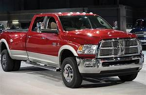 Ram 3500  The Big Truck With 350 Horsepower