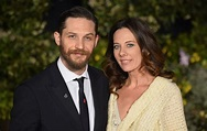 Tom Hardy and Kelly Marcel at the BAFTAs Lainey Gossip ...
