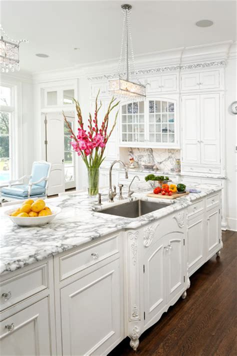 French Vanilla  Traditional  Kitchen  Dc Metro  By