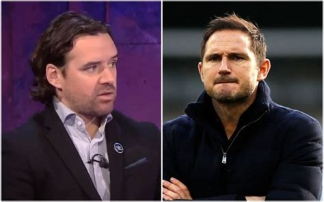 Owen Hargreaves predicts Frank Lampard will drop Chelsea ...