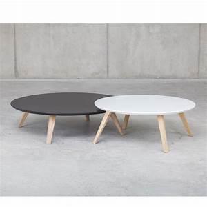 Table Basse En Bois PROSTORIA Zendart Design