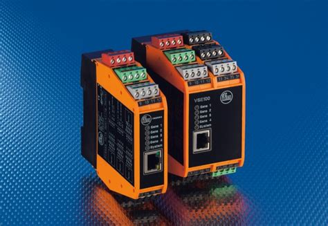 Ifm's Vse Product Range Offers Accurate And Reliable