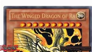 Yugioh Wing Dragon Of Ra Effect Youtube