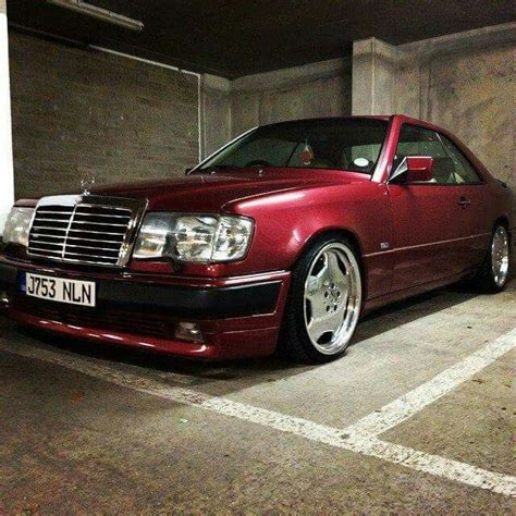 mercedes w124 coupe w124 coupe pinteres