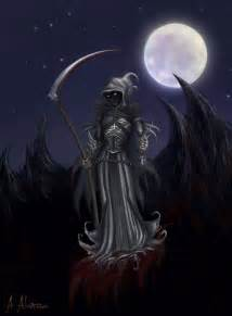 Grim Reaper Art Gallery   galleryhip.com - The Hippest Galleries!