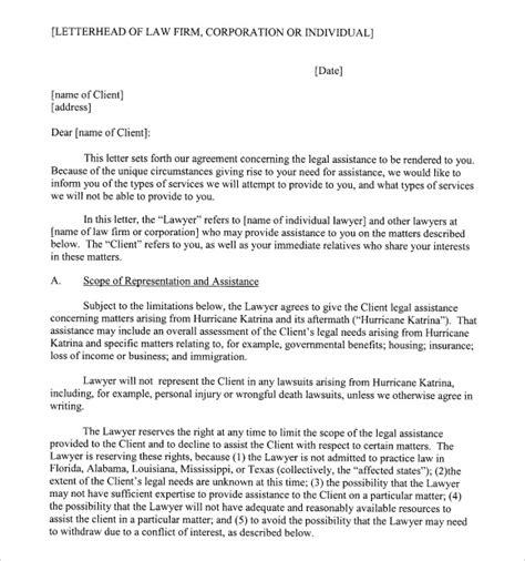 sample legal letterhead templates   sample
